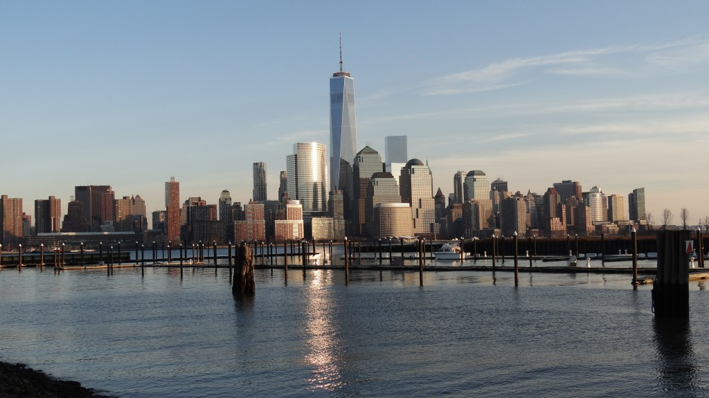 Manhattan view - Newport