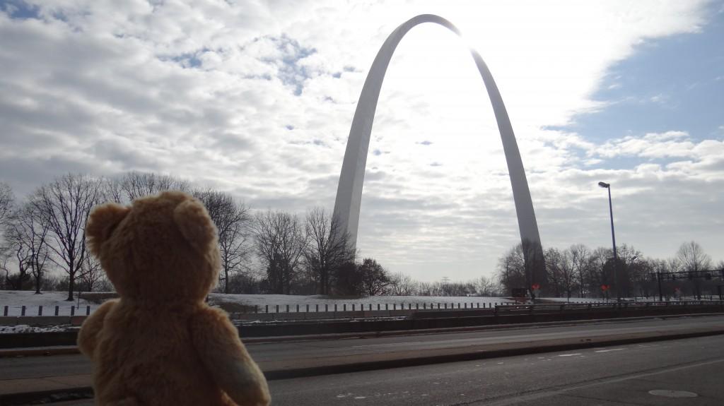 Teddy Arch