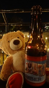 Teddy and Beer