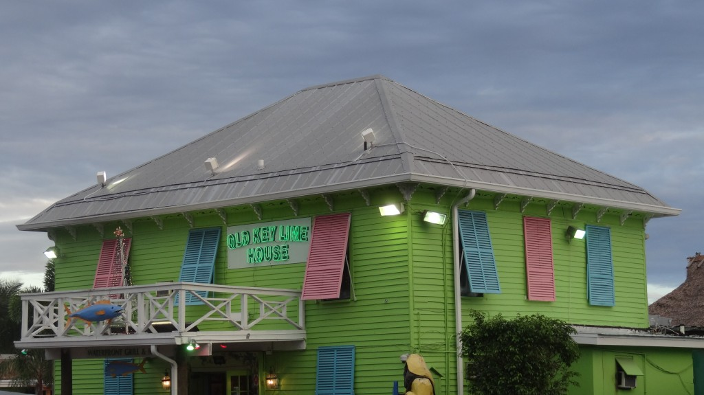 The Old Key Lime House
