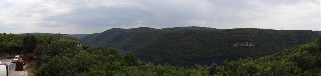 Limski Panorama