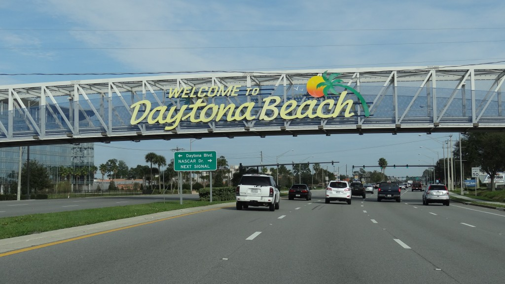 Welcome Daytona